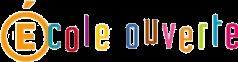 logo ecole ouverte
